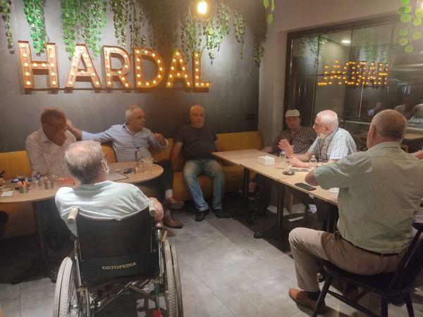 CHP'de eski ve yeni yöneticiler buluştu