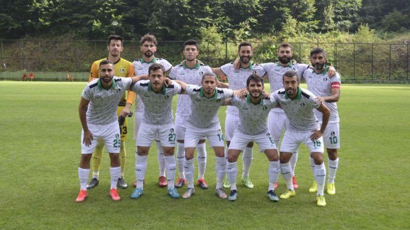 Sakaryaspor hazırlık maçında berabere kaldı: 1-1