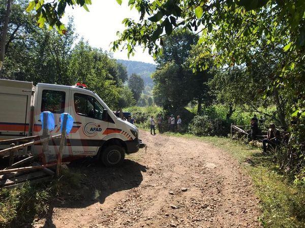Kaybolan kadını arama çalışmaları başlatıldı