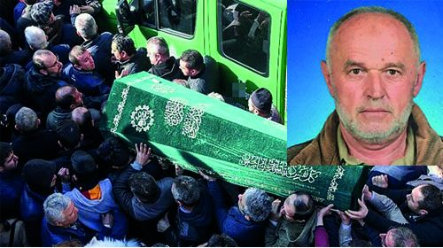 Şehit Babası Ali Osman Çakıcı vefat etti