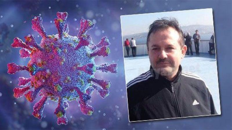 50 yaşındaki Akyazılı Esnaf Kahraman Ocak'ta Koronaya yenildi