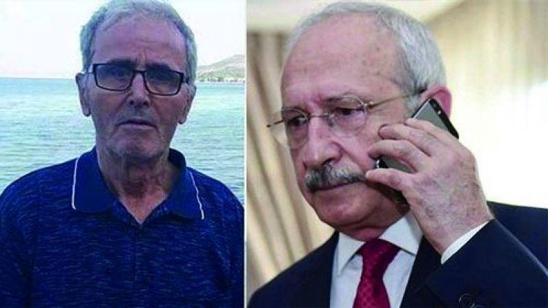 Kemal Kılıçdaroğlu'ndan Cinal ailesine başsağlığı telefonu!
