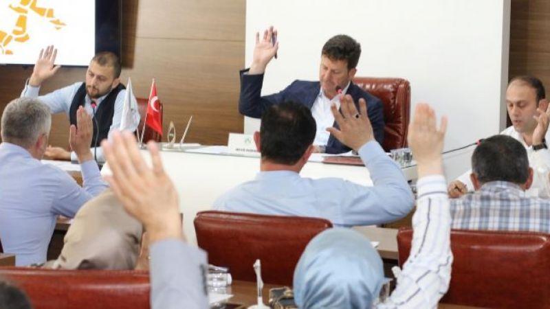 Belediye meclisi 7 Eylül'de toplanıyor