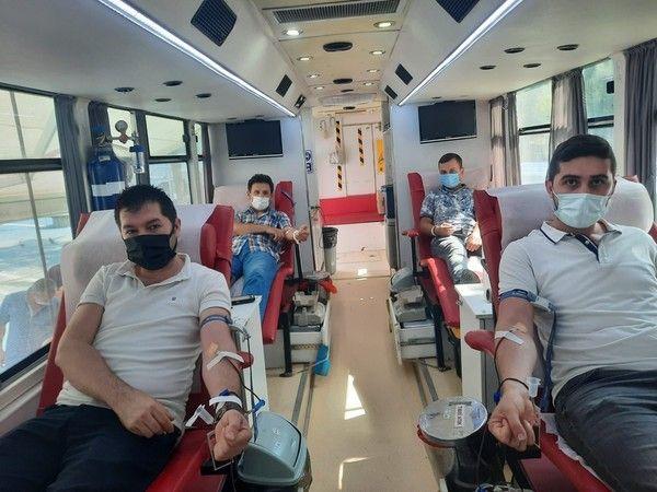 Akyazılı 52 ünite daha kan bağışı yaptı