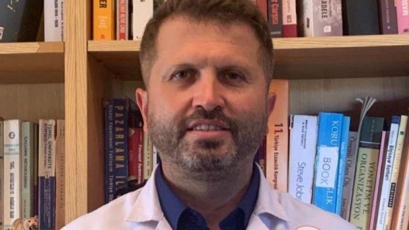 Eczacı İlhan Durgut, Başkanlık için aday oldu