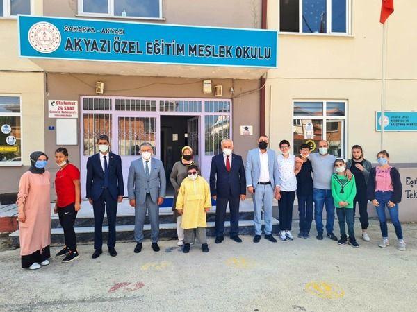 MHP'den 2021-2022 Eğitim ve Öğretim yılı hayırlı olsun ziyaretleri