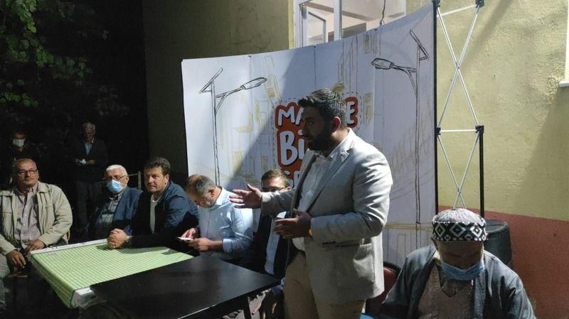 Ak Gençlik kalp kırdı tamiri başkan Soykan'a kaldı