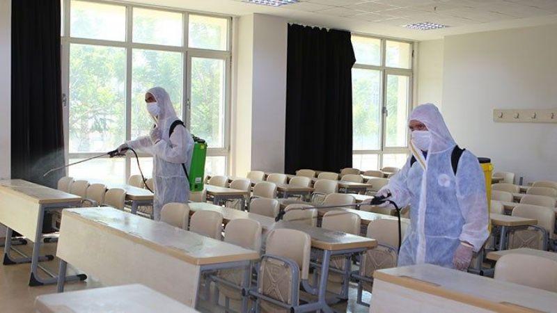 3 Okulda 5 sınıf karantina altına alındı