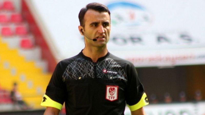 Sivasspor Gaziantep maçında Karaoğlan düdük çalacak
