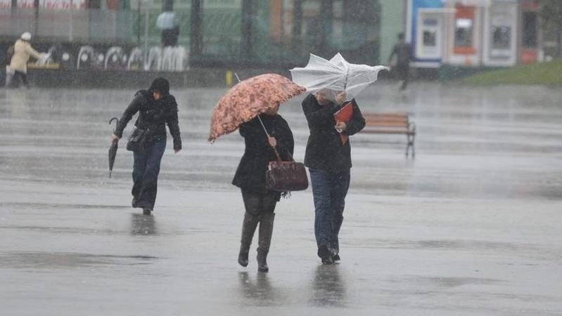 Cumartesi için kuvvetli yağış uyarısı...