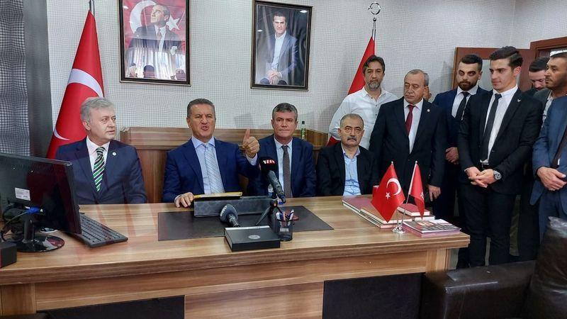 Mustafa Sarıgül Sakarya'da