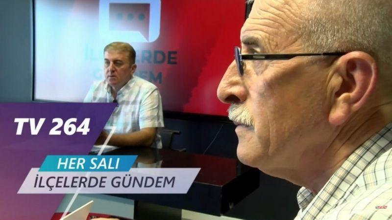 TV264'te İlçelerde Gündem Salı günü saat 15.00'de