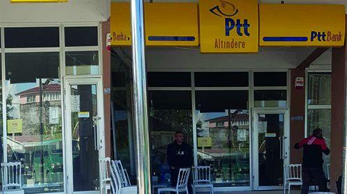 PTT'ye bir tepkide Altındere'den
