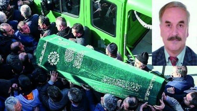 Müftülük personeli Dursun Ali Mercan korona kurbanı