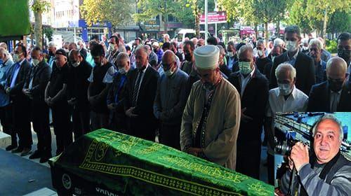 Zeki Al Dualarla ebediyete uğurlandı