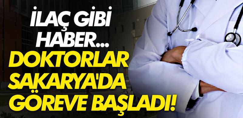 Akyazı Devlet Hastanesi 4 yeni Doktor