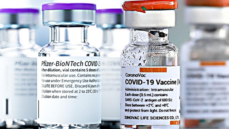 Hangisi daha etkili? Sinovac ile Biontech aşıları karşılaştırıldı!