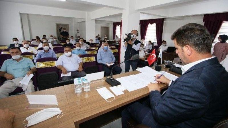 Belediye 5 Ekim'de meclisi toplanıyor