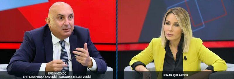 Özkoç: 'HDP konusunda İYİ Parti ile ayrışmıyoruz'