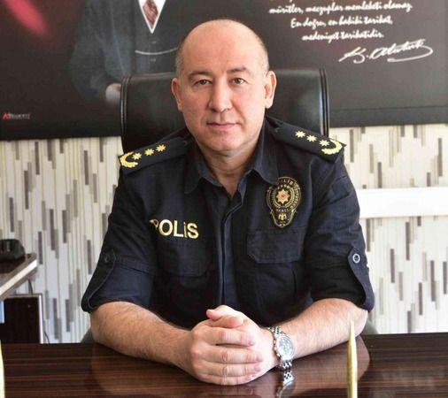 Eski Akyazı Emniyet Müdürü İsa Coşar Ahlat'a Emniyet Müdürü oldu