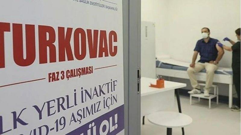 Yerli aşı TURKOVAC için 3 bin gönüllü arandığını duyurdu