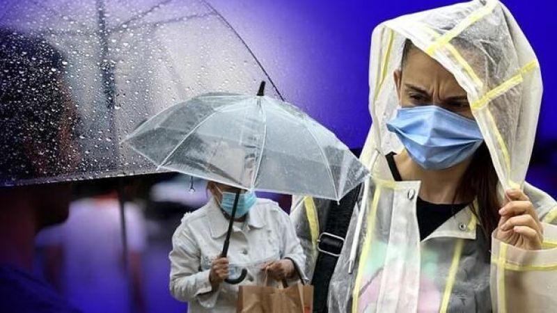 Son Dakika: Meteoroloji'den Kuvvetli Yağış Ve Hortum Uyarısı