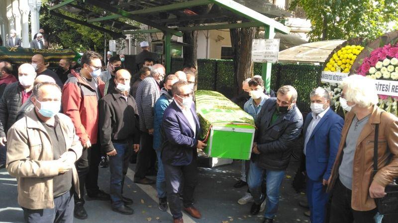 Ahmet Ziya Balcı Dualarla ebediyete uğurlandı