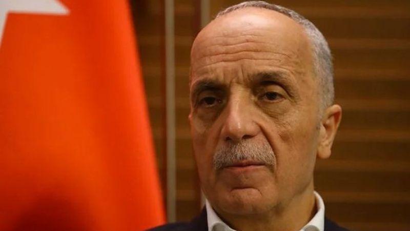 Türk-İş Başkanı Ergün Atalay çok iddialı konuştu Asgari ücret 45 yıla bedel olacak!