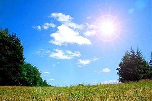 Tam bahar havası