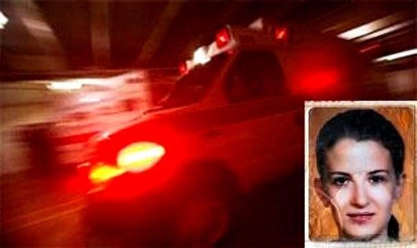 Sanat asistanı kazada öldü