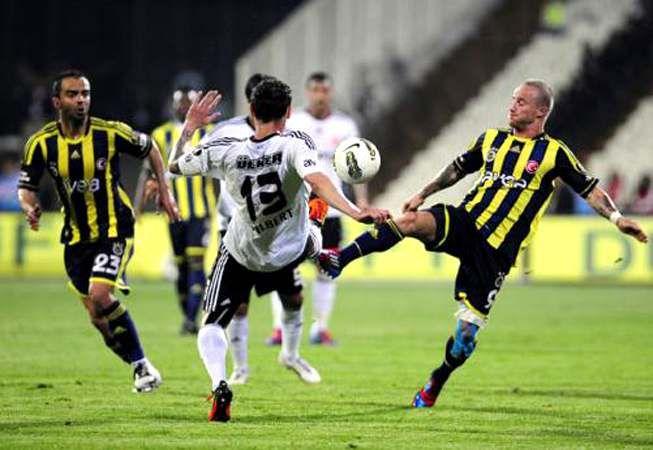 Fenerbahçe'ye Beşiktaş şoku