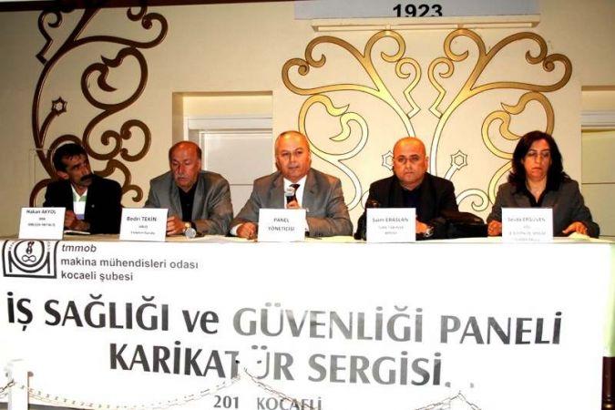 'Türkiye'de ölümlü  iş kazaları artıyor'