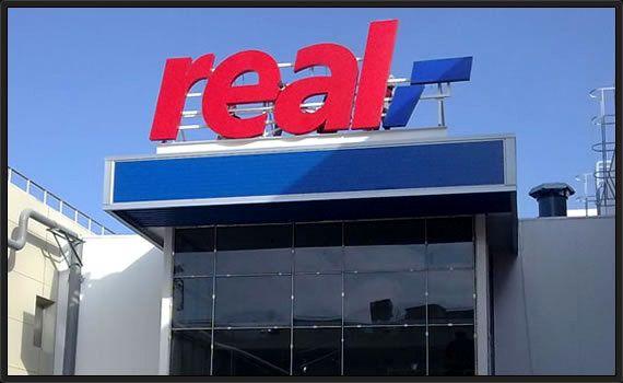 Real 14 ncü yılını müşterilerle kutluyor
