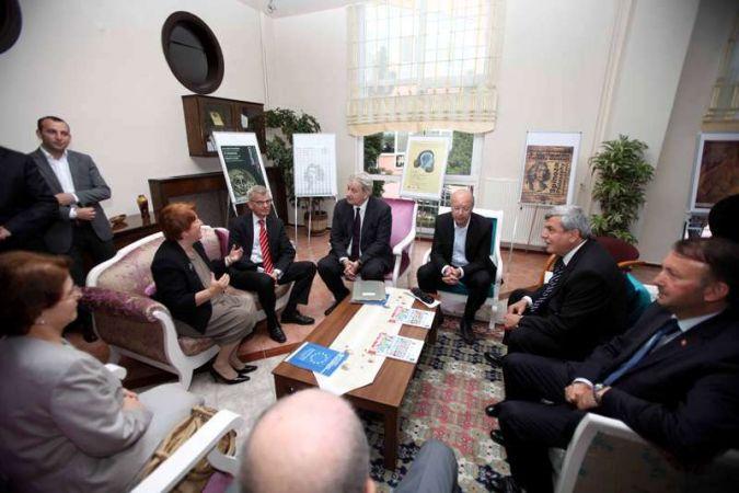 İki Başkan, Felsefe Günlerine konuk oldu