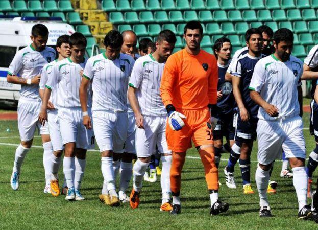 3.Lig'de en çok takımı olan 2 nci il Kocaeli