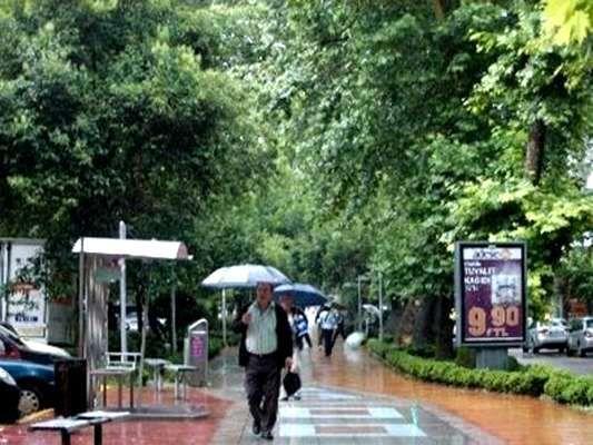 Yarından sonra yine yağmur var