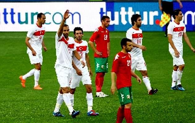 Türkiye: 2 – Bulgaristan: 0