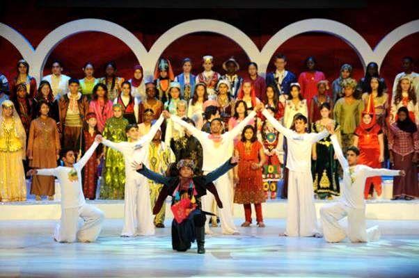 Türkçeye sevdalı çocuklar, Kocaelililerle buluşacak