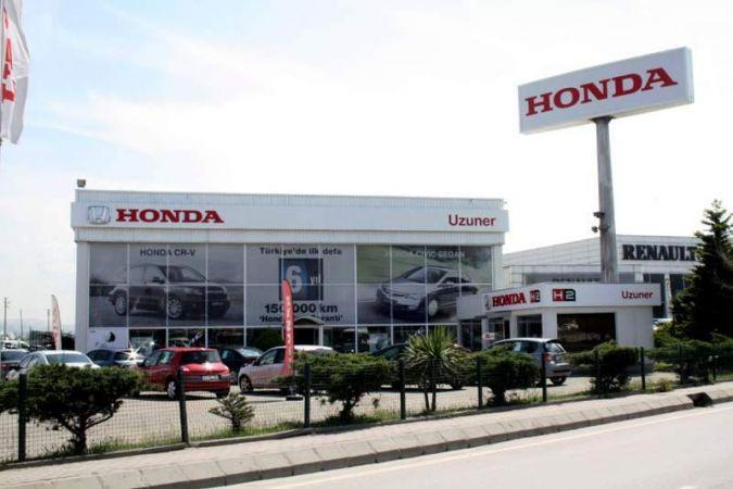 Honda Uzuner artık Haldız'ın