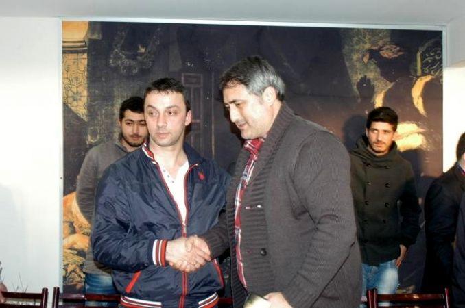 Çenedağspor'da yeni başkan Nevzat Bayram