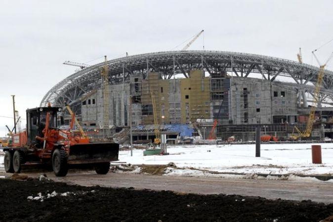 Rusya 2018 Dünya Kupası için 18 milyar dolar harcayacak