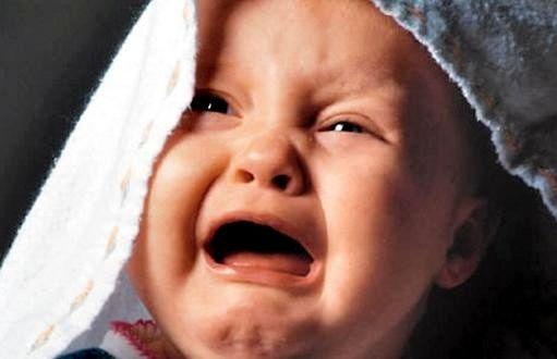 Bebeklerin yüzde 40'ı 'ağlama krizi' yaşıyor