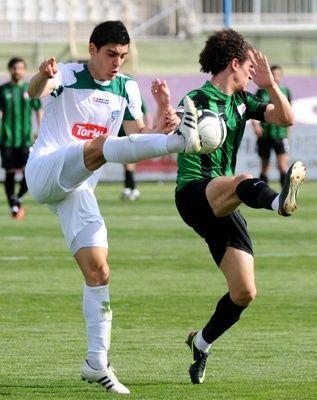 Körfez FK boş dönüyor: 3-1
