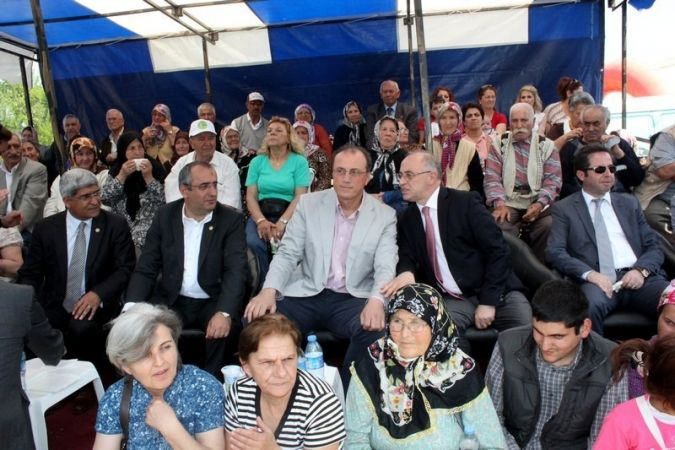 Hıdrellez, Bayraktar'da kutlanır!