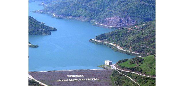 Barajdaki su, geçen yıldan fazla