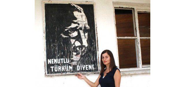 Atatürk'e büyük saygısızlık