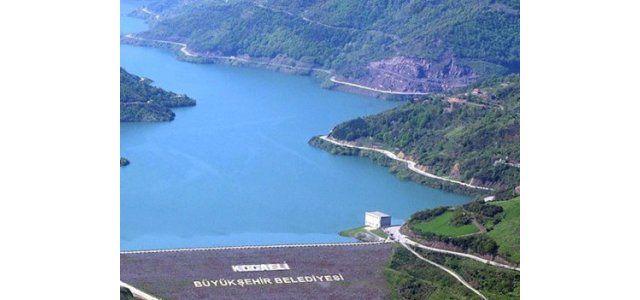 Yuvacık Barajı'na 24 saate 104 bin metreküp su girdi