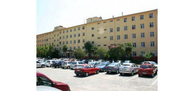 Kocaeli Devlet Hastanesi 300 bin TL zarara uğratıldı