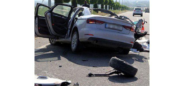 564 kaza, 1 ölü, 467 yaralı