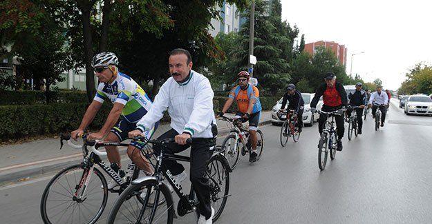 İzmit, artık bisiklet kenti